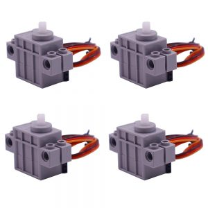 CasterBot Programmable Servo Motor
