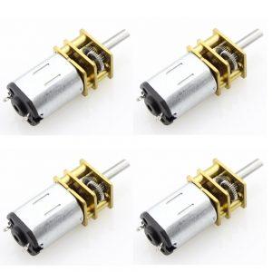 N20 Gear motor 6V 60RPM