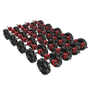 CasterBot Omni Wheel