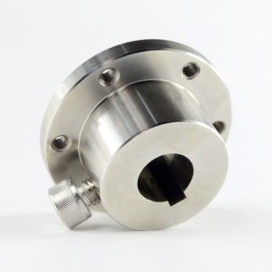 14mm Coupling CB18014 Stainless Steel Key Hub for Mecanum Wheels