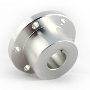 16mm Keyway Coupling CB18026 Aluminum Hubs for Mecanum Wheels