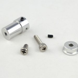 CasterBot 4mm Coupling
