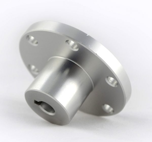 8mm Key Coupling Hub CB18024 for Mecanum Wheels
