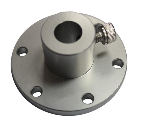 CasterBot 12mm Coupling CB18010 Aluminum Hubs for 12mm Motor Shaft