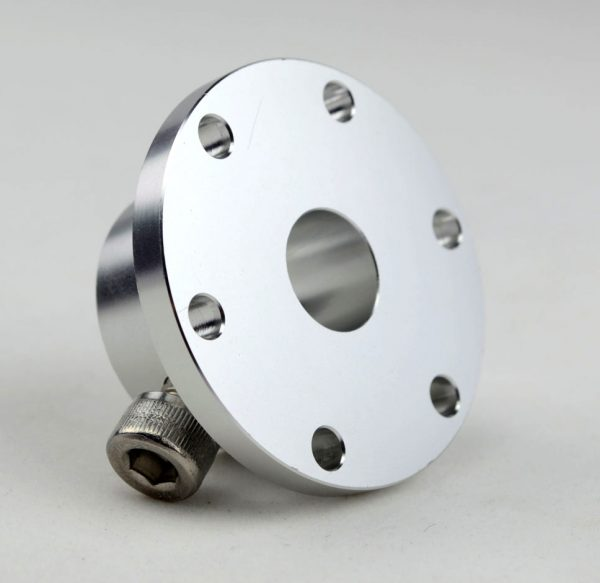 CasterBot 16mm Coupling CB18012 Aluminum Mounting Hubs for 16mm Motor Shaft