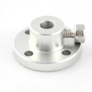 CasterBot 4 mm Motor Shaft Coupling for 48 mm Omni Wheels 14148