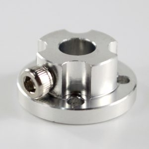 CasterBot 6mm Coupling Aluminum Hub CB18022 for CB14148 48mm Omni Wheels